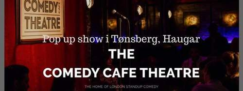 The Comedy Cafè pop up show