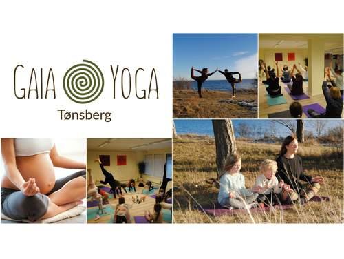 Gaia Yoga Tønsberg