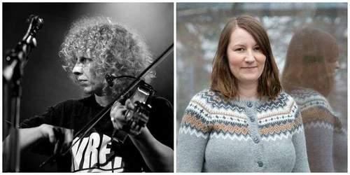 Lyden av litteratur: Linda Klakken og Tuva Syvertsen