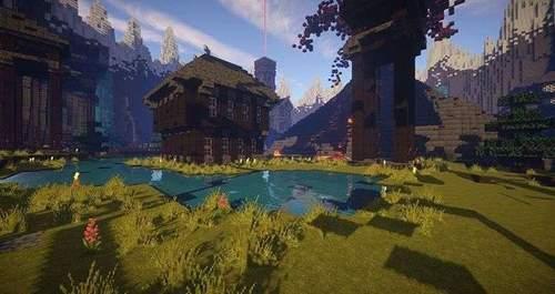 Bli med å BYGGE HELE NORGE i Minecraft!
