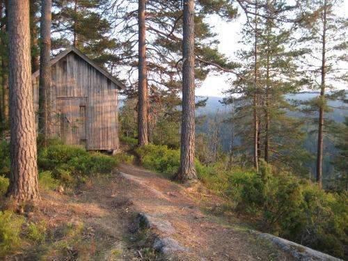 Overnattingstur Hannevold og Trollsvann