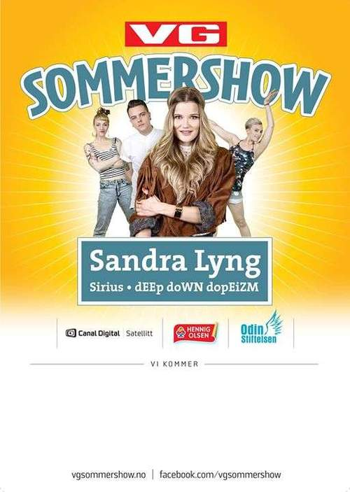 VG's Sommershow 2015