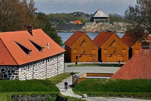 Tur til Stavern - Fredriksvern