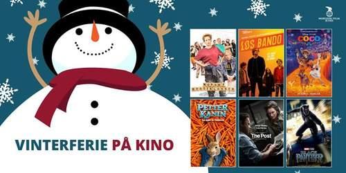 Vinterferie på Kilden kino