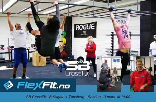CrossFit Open 16.3