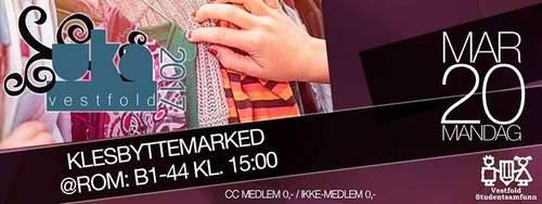 UKA ´17 - Klesbyttemarked