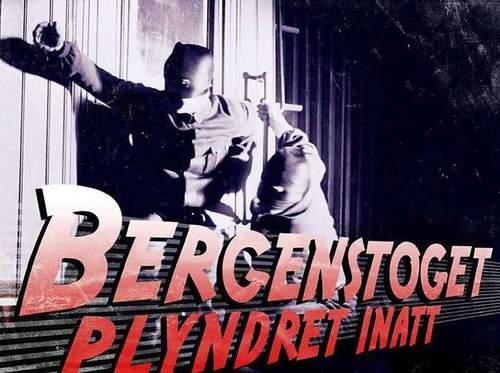 Stumfilmkonsert - Bergenstoget plyndret i natt - Jonas Cambien trio
