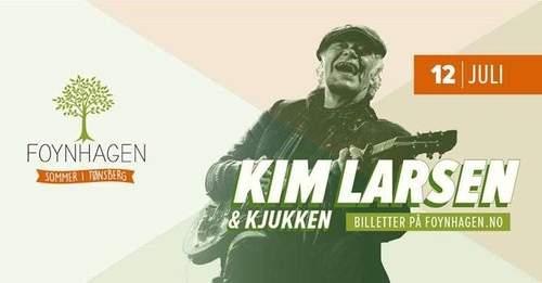 Kim Larsen & Kjukken