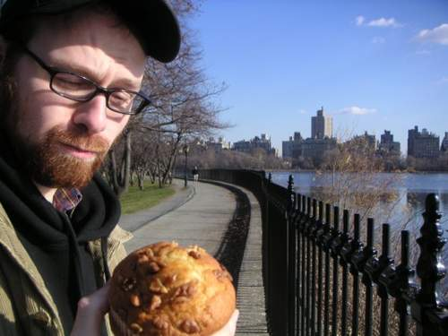 Ketil Mosnes, forfatter av «Øving er for drittband»