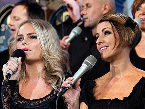 Oslo Gospel Choir med Maria Haukaas Mittet
