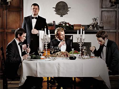 Ekstraforestilling Nordic Tenors: Christmas Special 2010