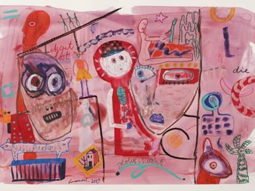 Ingerid Kuiters - Lost in Decoration