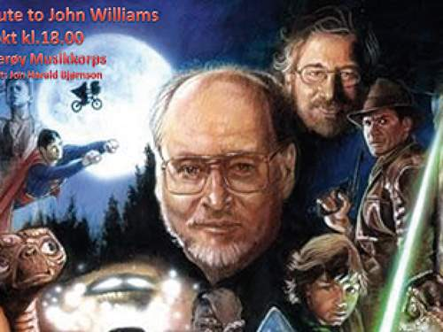 Nøtterøy Musikkorps: Tribute to John Williams