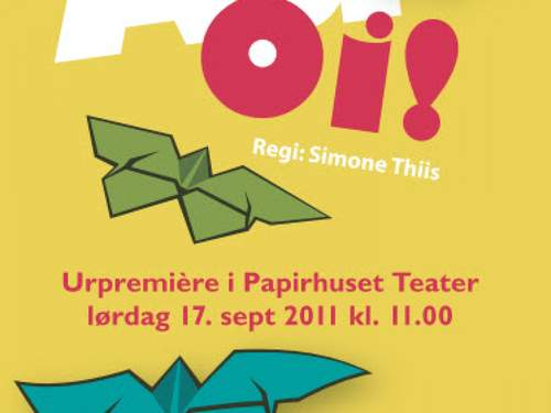 Sjøbodteatret presenter - Au Oi!